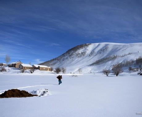 Dersim'den Kış Manzaraları – 1