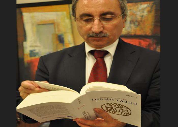 Ali Kaya'nın Hozat Cemevi açılış konuşması