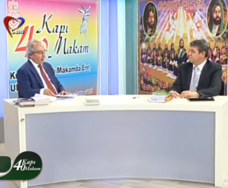 Cem Tv 4 Kapı 40 Makam 07.04.2016