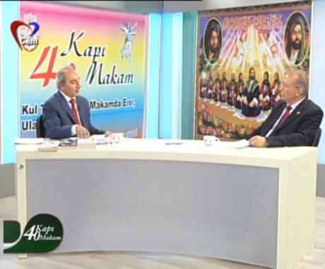 Cem Tv 4 Kapı 40 Makam 21.04.2016